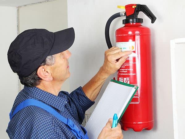 FEAB antincendio - Manutenzione e vendita estintori