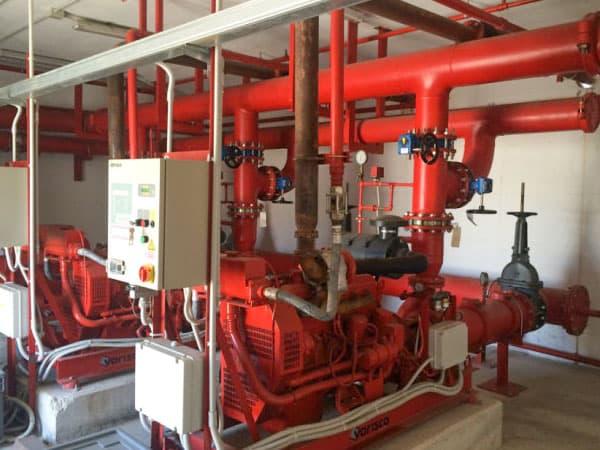 FEAB antincendio - Impianti antincendio