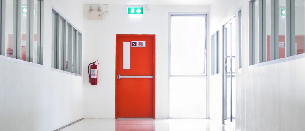 FEAB Antincendio - Porte tagliafuoco REI